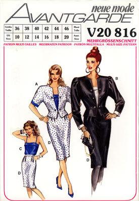 Neue Mode 20816neu