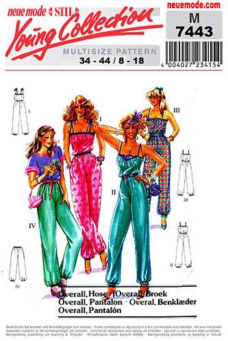 Neue Mode 7443neu