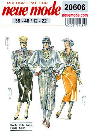 Neue Mode 20606neu
