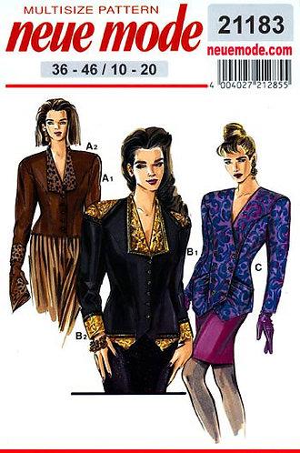 Neue Mode 21183neu