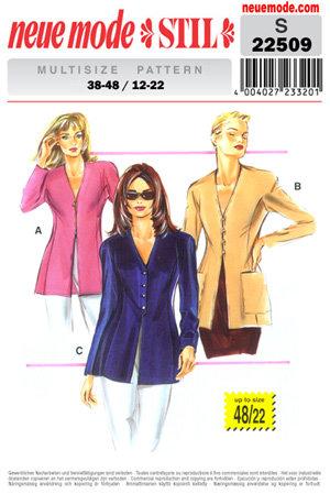 Neue Mode 22509neu