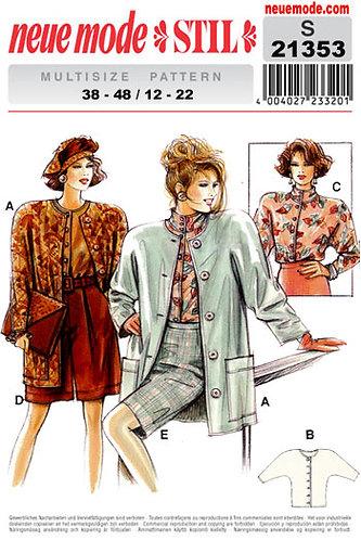 Neue Mode 21353neu