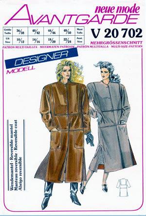Neue Mode 20702neu