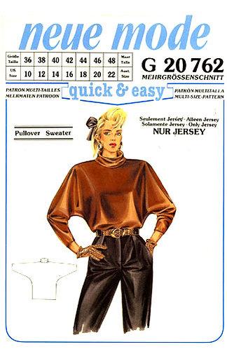 Neue Mode 20762neu