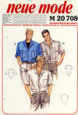 Neue Mode 20708neu