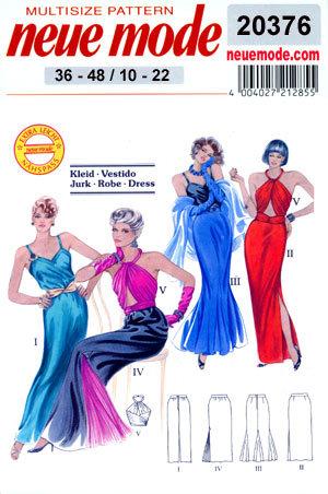 Neue Mode 20376neu