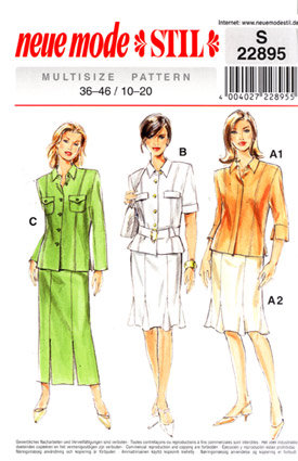 Neue Mode 22895neu