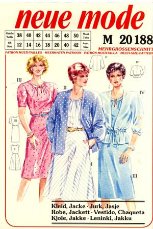 Neue Mode 20188neu