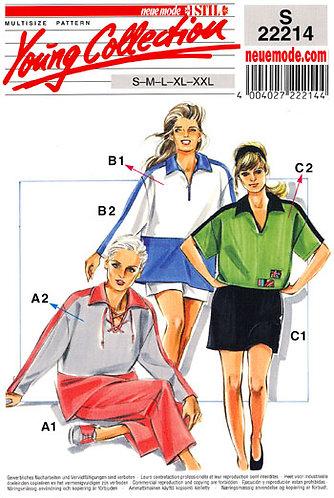 Neue Mode 22214neu