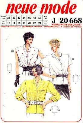 Neue Mode 20668neu