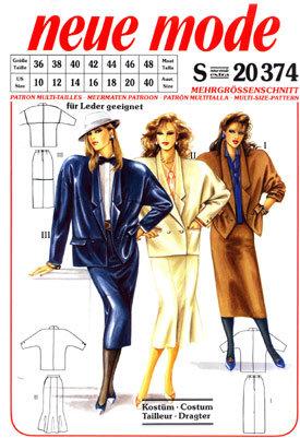 Neue Mode 20374neu