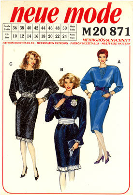 Neue Mode 20871neu