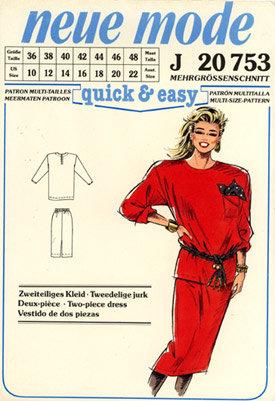 Neue Mode 20753neu