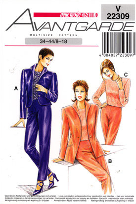 Neue Mode 22309neu