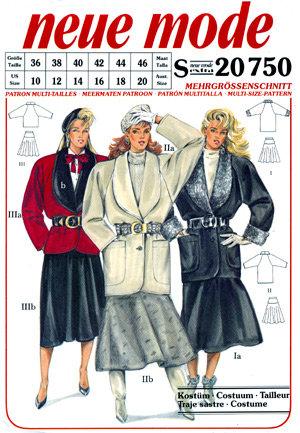 Neue Mode 20750neu