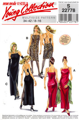 Neue Mode 22778neu