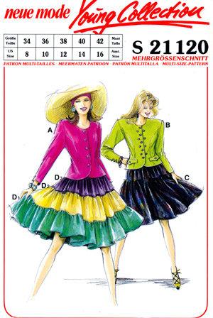 Neue Mode 21120neu