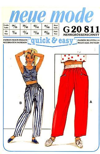 Neue Mode 20811neu