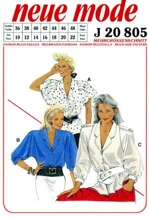 Neue Mode 20805neu