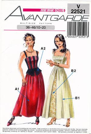 Neue Mode 22521neu