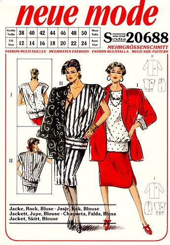 Neue Mode 20688neu