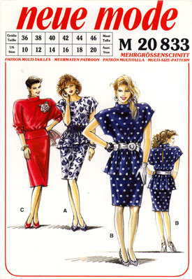 Neue Mode 20833neu