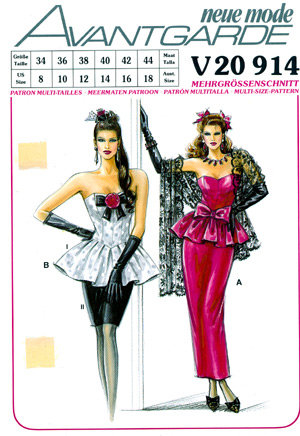 Neue Mode 20914neu