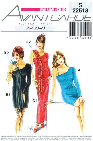 Neue Mode 22518neu