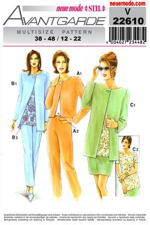 Neue Mode 22610neu