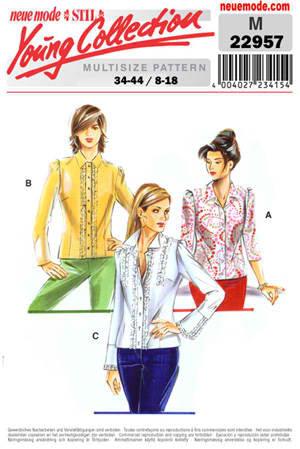 Neue Mode 22957neu