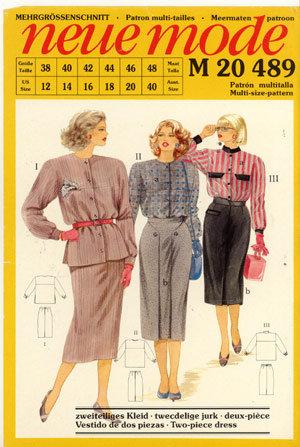 Neue Mode 20489neu