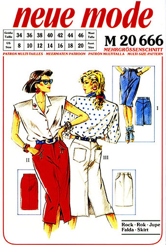 Neue Mode 20666neu