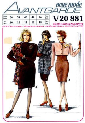 Neue Mode 20881neu