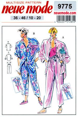 Neue Mode 9775neu