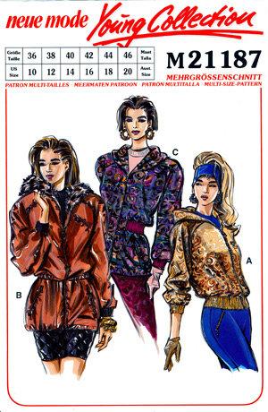 Neue Mode 21187neu