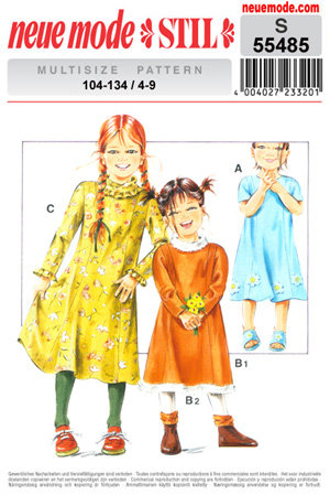 Neue Mode 55485neu