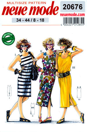 Neue Mode 20676neu