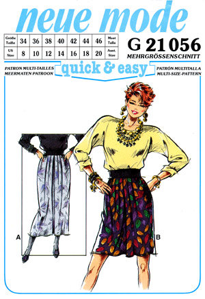 Neue Mode 21056neu