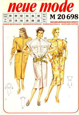 Neue Mode 20698neu