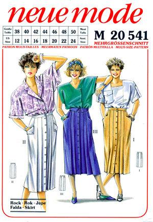 Neue Mode 20541neu