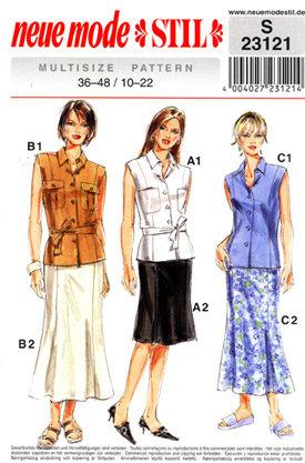 Neue Mode 23121neu