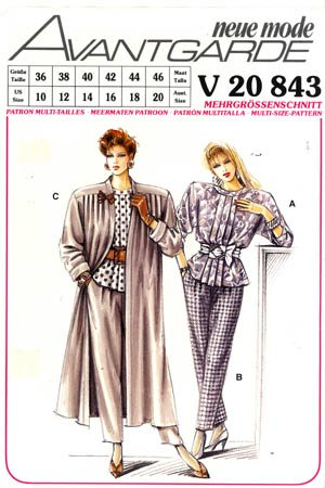 Neue Mode 20843neu