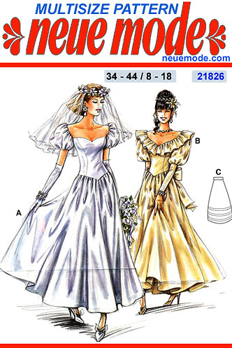 Neue Mode 21826neu