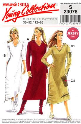 Neue Mode 23078neu