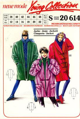 Neue Mode 20614neu