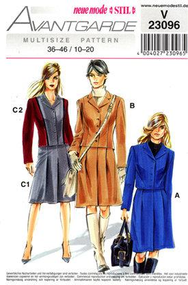 Neue Mode 23096neu