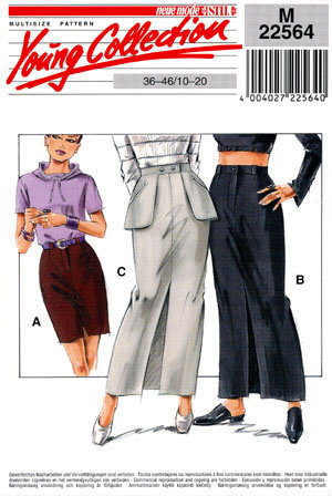 Neue Mode 22564neu