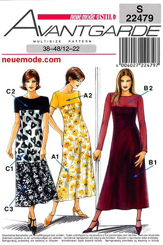 Neue Mode 22479neu