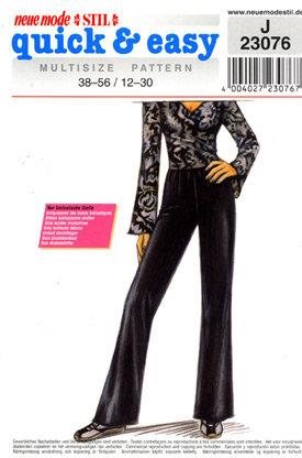 Neue Mode 23076neu