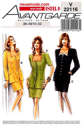 Neue Mode 22116neu